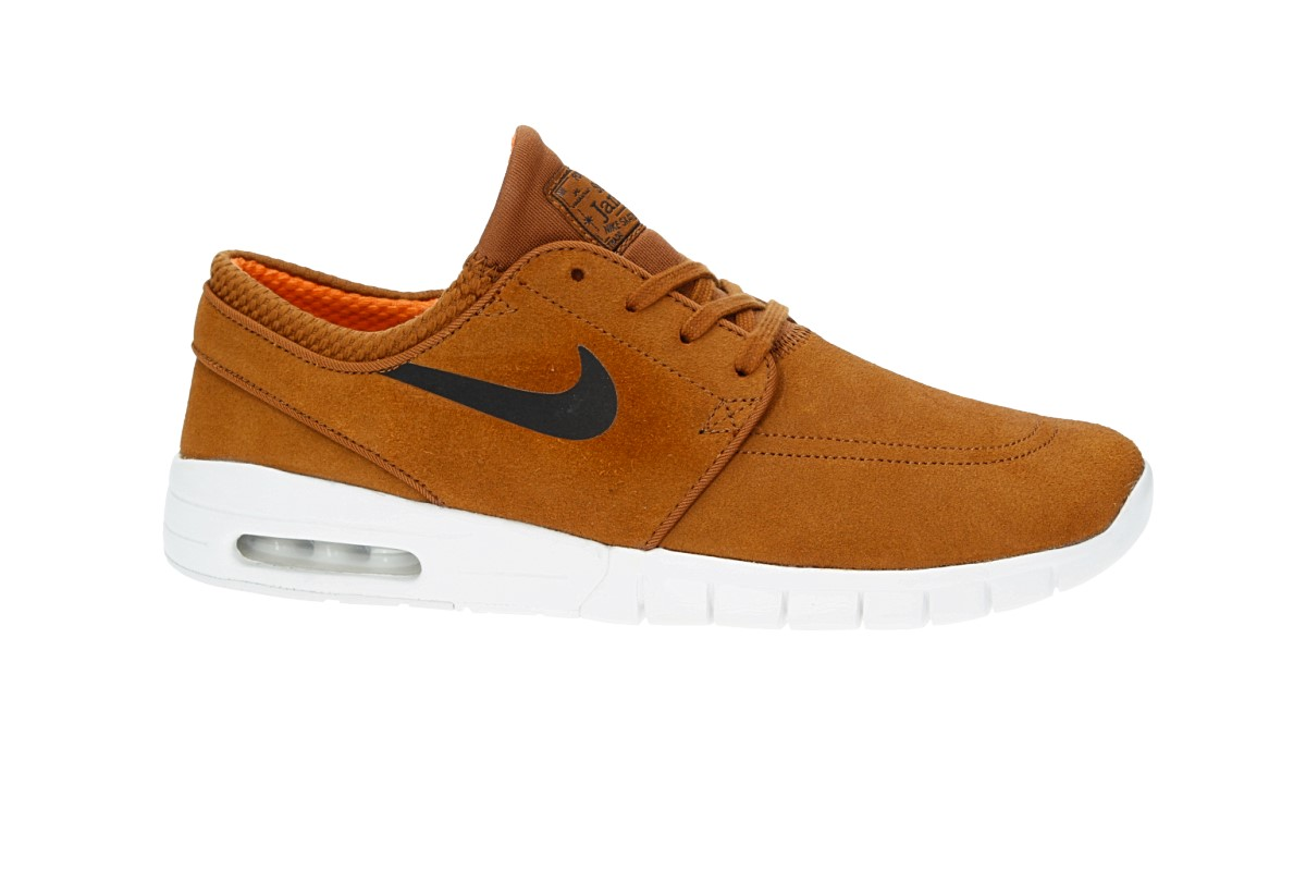 1f765a0027 ... cheap nike sb stefan janoski max suede shoes hazelnut black f1c59 d1c44
