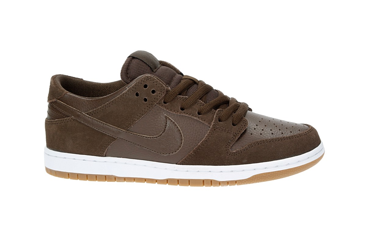 6264b5256b7b ... good nike sb dunk low pro ishod wair shoes baroque brown white 1f052  9b481