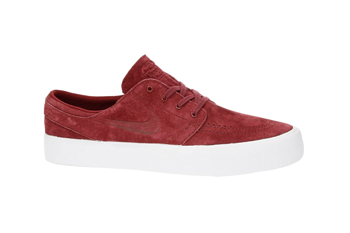 Nike SB Zoom Stefan Janoski Premium HT Shoes (team red)