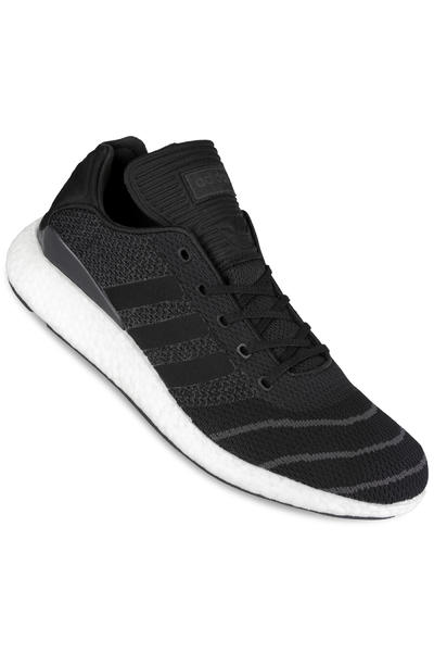 check out 8f747 b4058 adidas Busenitz Pure Boost PK Shoes (core black white) buy at skatedeluxe