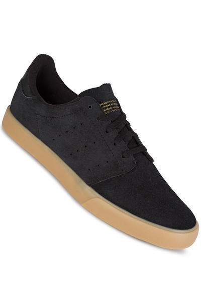 84b86eab36c adidas Seeley Court Shoes (core black gum) buy at skatedeluxe