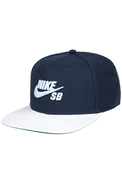 Nike SB Icon Cap (obsidian white) buy at skatedeluxe 146115b5f778