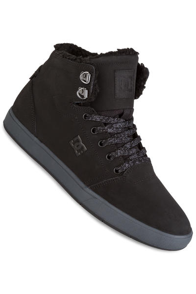 56df6701b3 DC Crisis High WNT Shoes (black greyy) buy at skatedeluxe