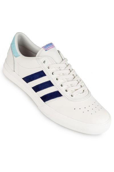 quite nice official photos classic shoes adidas x Hélas Lucas Premiere Chaussure (white blue aqua)