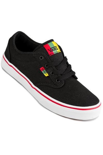 ddbaf3a0c256 Vans Atwood Shoes kids (rasta black) buy at skatedeluxe