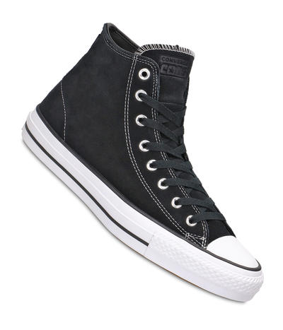 Converse CONS Chuck Taylor High All Star Pro Shoes (black