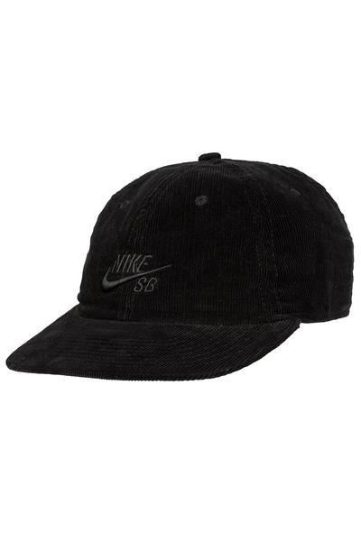 Nike SB Heritage86 Strapback Cap (black black) buy at skatedeluxe 8ad5d3c8e7d4