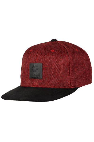 Element State II Snapback Cap (napa grid heather) buy at skatedeluxe 0ce0cf69326d