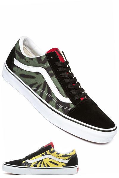 Vans Old Skool Tie Dye Schuh (multi black)