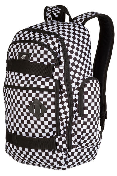 749a2a13da1df Vans Transient III Backpack 32 L (black white check) buy at skatedeluxe