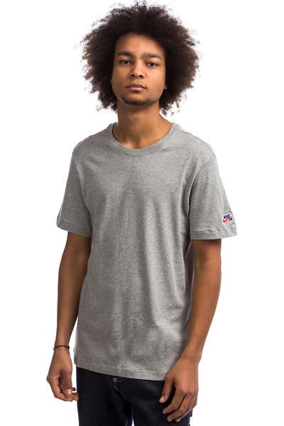 wholesale dealer 11d44 59864 Nike SB Essential T-Shirt (dark heather grey) buy at skatedeluxe