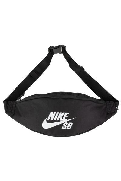 391fa4f503d5 Nike SB Heritage Hip Bag (black) buy at skatedeluxe