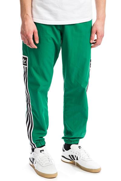 adidas Standard Wind Pants (bold green white)