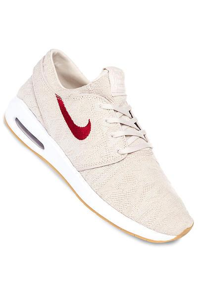 Nike SB Air Max Janoski 2 Shoes (desert sand team red)