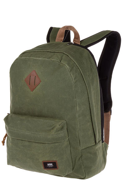 Vans Old Skool Plus Backpack 23L (grape leaf)
