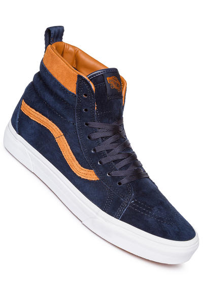 vans sk8 hi mte shoes suede dress buy at skatedeluxe vans sk8 hi mte shoes suede dress