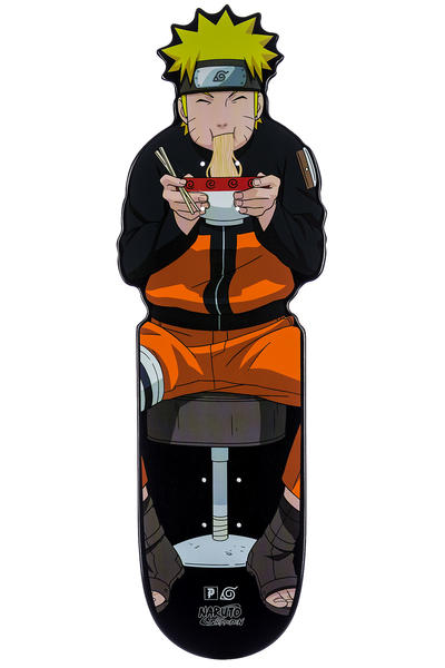 Primitive x Naruto Ramen Anime CNC Cruiser Limited Edition Skateboard Deck