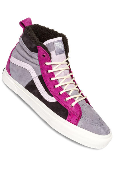 Vans Sk8 Hi 46 MTE DX Shoes (lilac grey obsidian)
