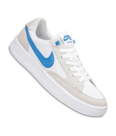 Nike SB Adversary Shoes (white photo