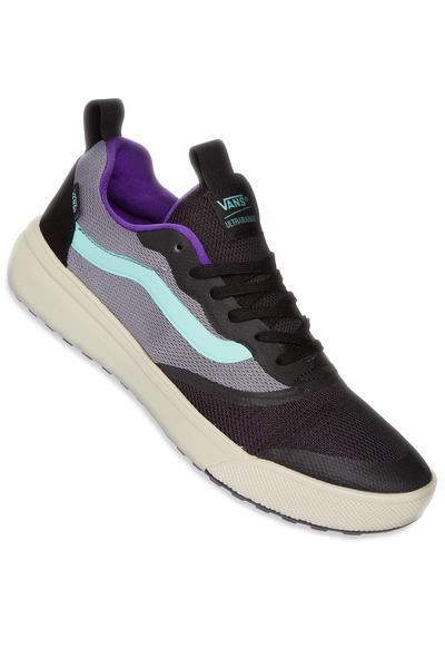 Vans UltraRange Rapidweld Shoes (two tone black eucalyptus)