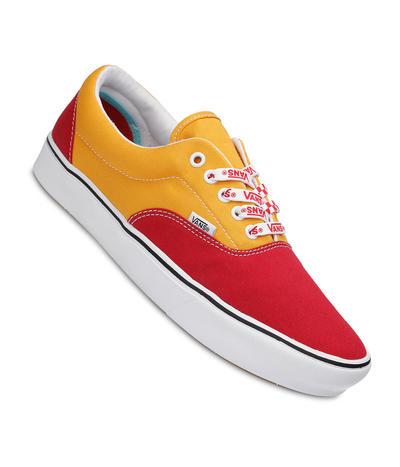 Vans Era ComfyCush Shoes (lace mix red