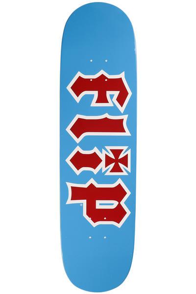 Green FLIP Team HKD 8.25x32.31 Deck Skateboard Erwachsene Unisex Gr/ün
