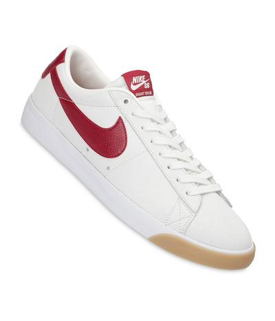 Nike SB Blazer Low GT Shoes (sail