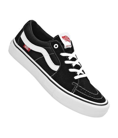 Vans Sk8-Low Pro Shoes (black white