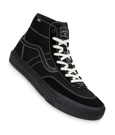Vans Crockett High Pro Shoes (black