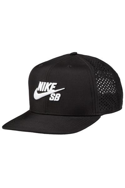 Nike SB Performance Trucker Cap (black white) buy at skatedeluxe 4e242d578fc