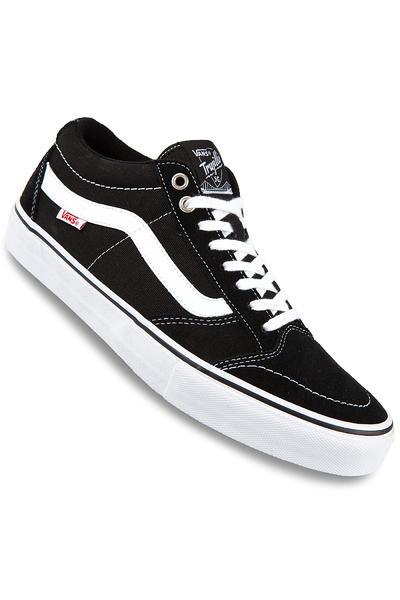 307debb9057c4d Vans TNT SG Suede Shoes (black white) buy at skatedeluxe
