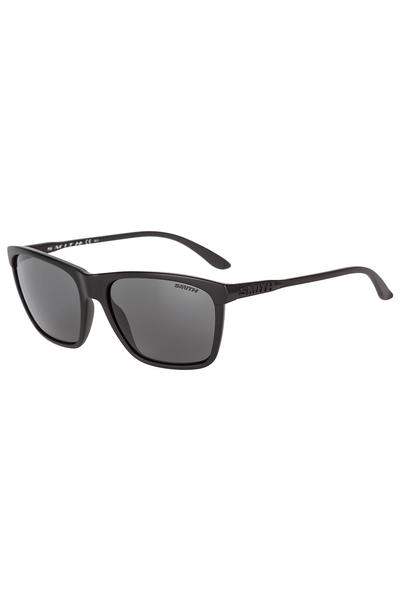 7108b8ea047 Smith Delano Sunglasses (matte black black) buy at skatedeluxe