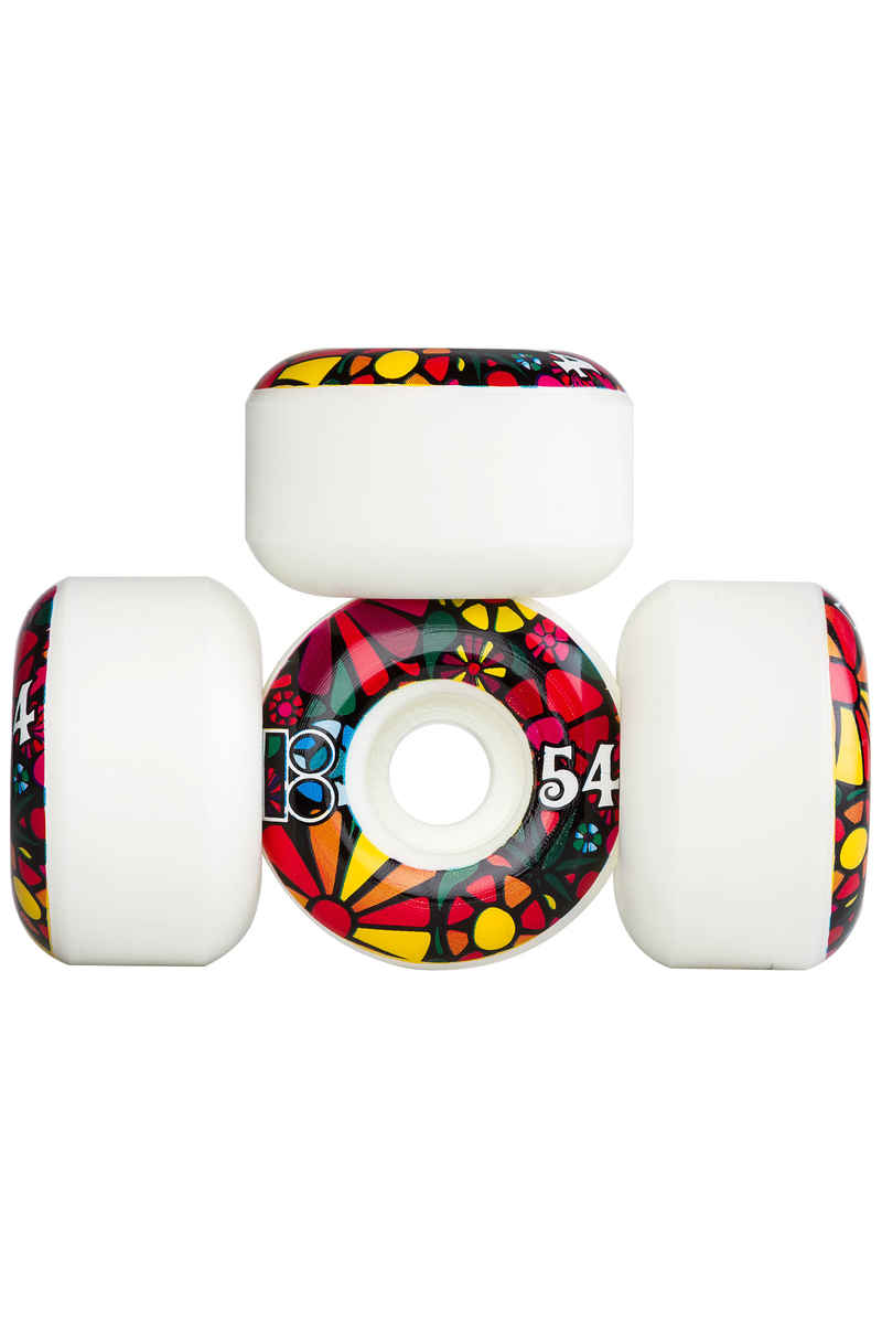 Plan B Easy Slider Wheels (multi) 54mm 100A 4 Pack