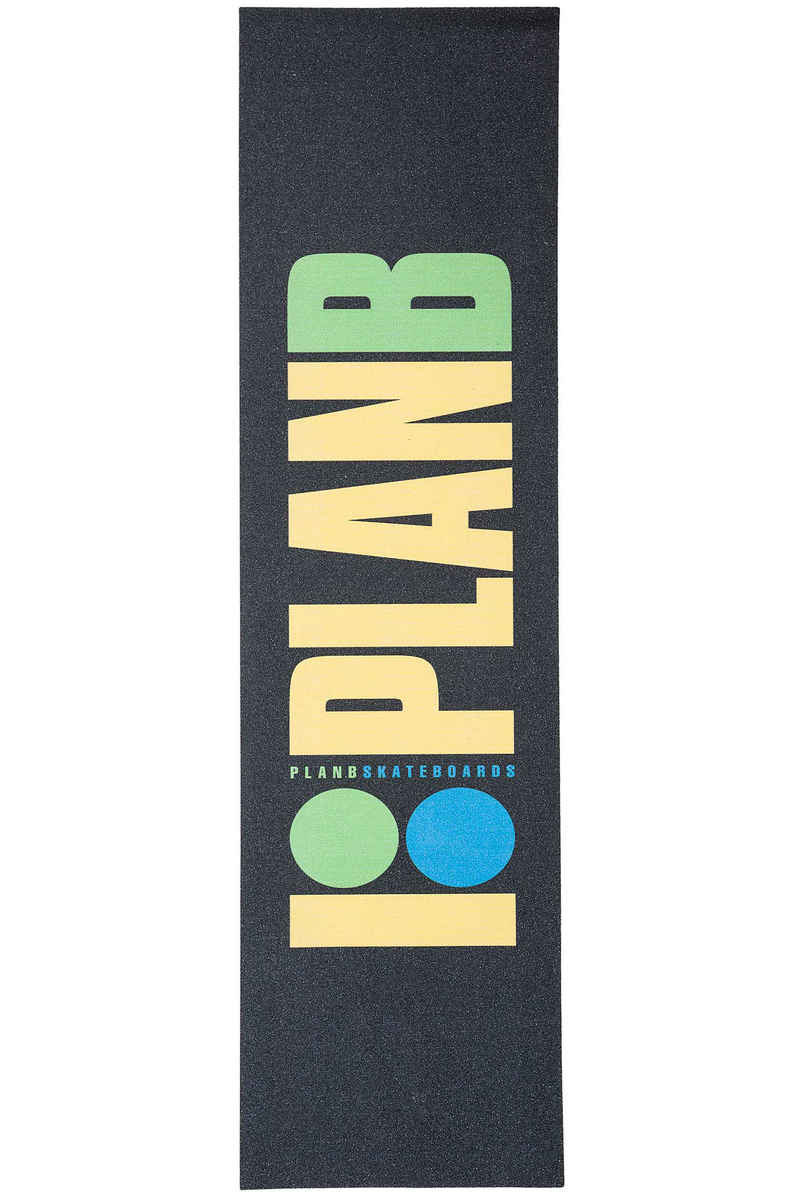 Plan B OG Neon Grip Skate (black)