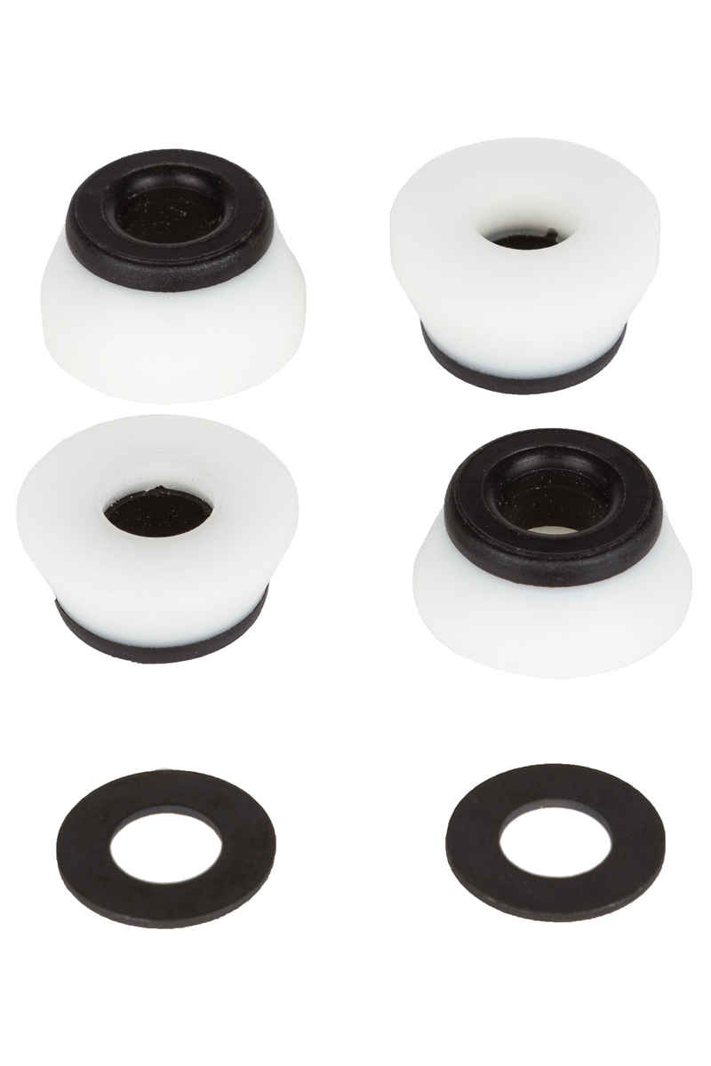 Bones 96A Hardcore-Hard Bushings inkl. Washer (white black)