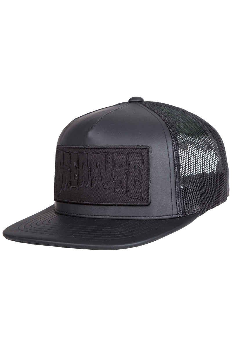 Creature Reverse Patch Trucker Pet (black)