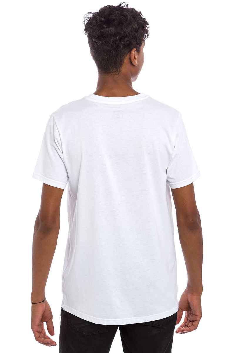 SK8DLX Outer Space T-Shirt (white)