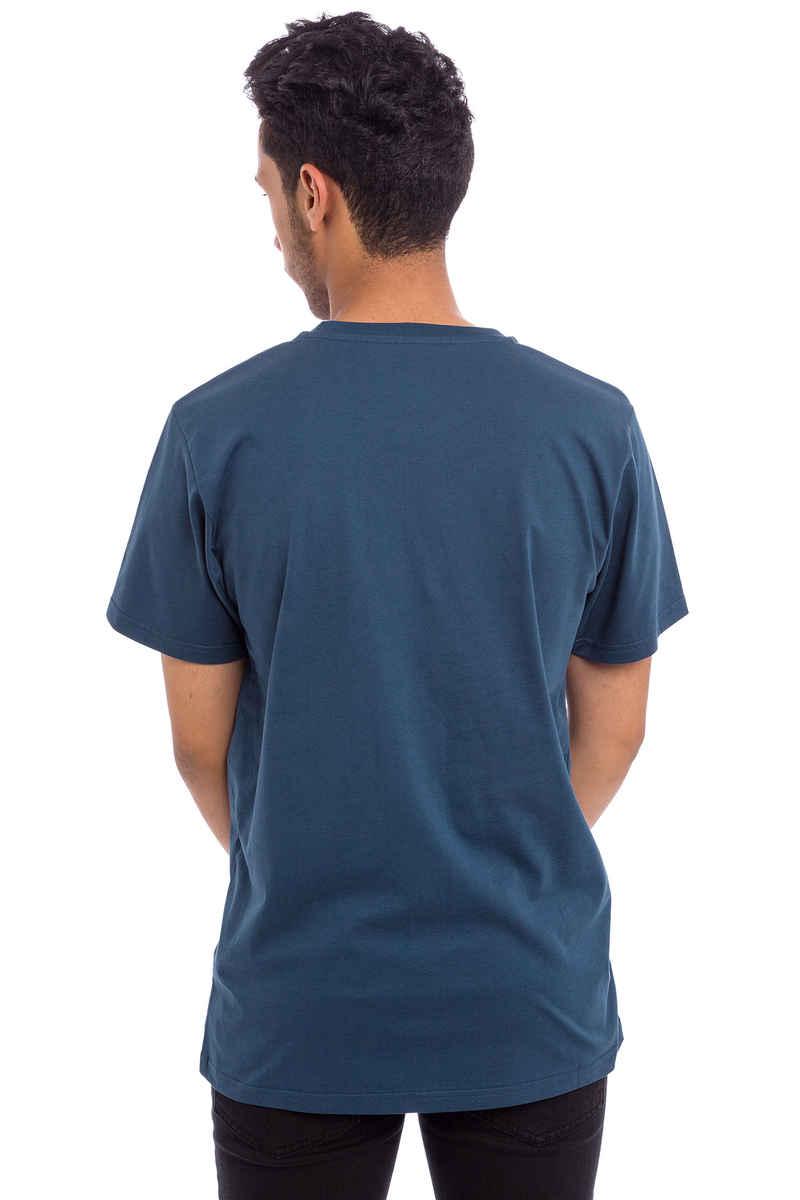 SK8DLX Flag T-Shirt (navy)
