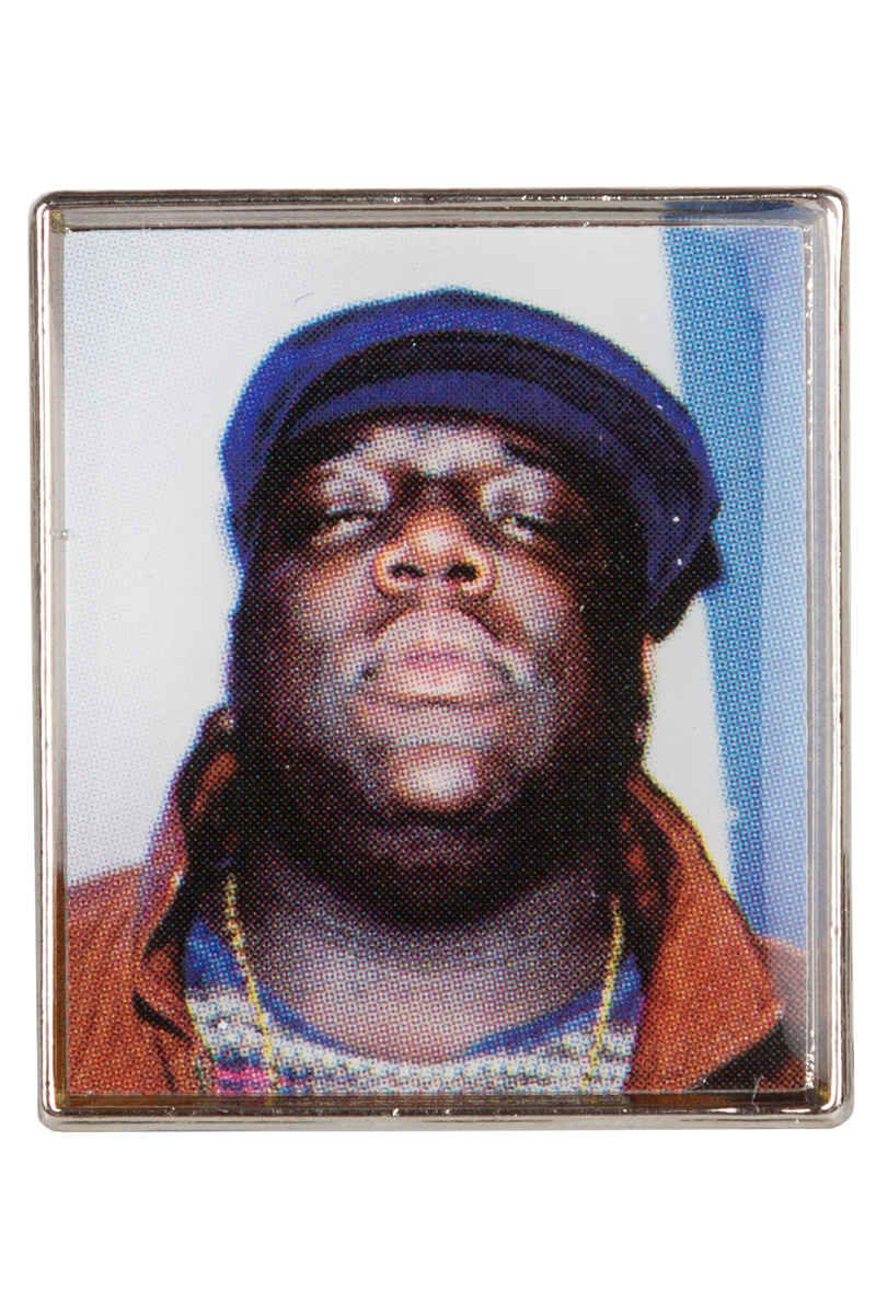 Primitive x Biggie Notorius Pin Acc. (multi)