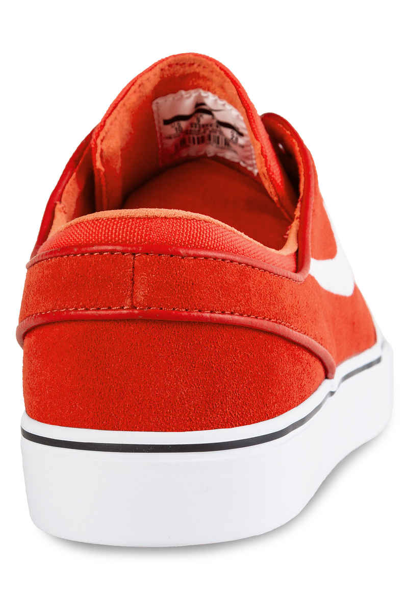 Nike SB Zoom Stefan Janoski Schuh (max orange white black)
