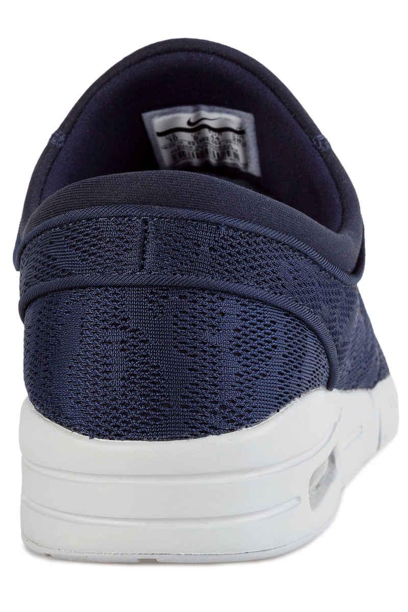 Nike SB Stefan Janoski Max Shoes (obsidian black pure platinum)