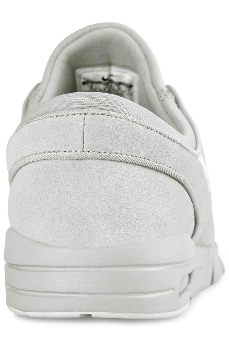 Nike SB Stefan Janoski Max Suede Schuh (matte silver pure platinum)