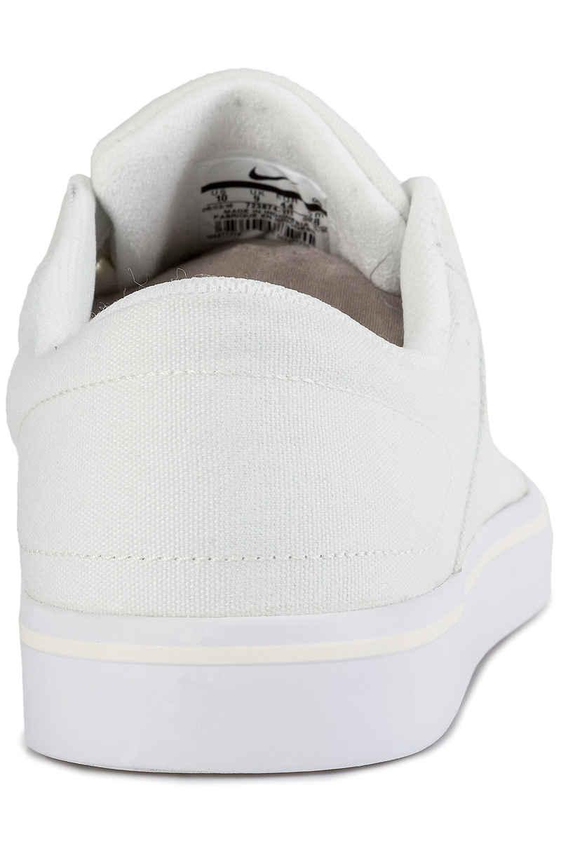 Nike SB Portmore Canvas Shoes (sail white)