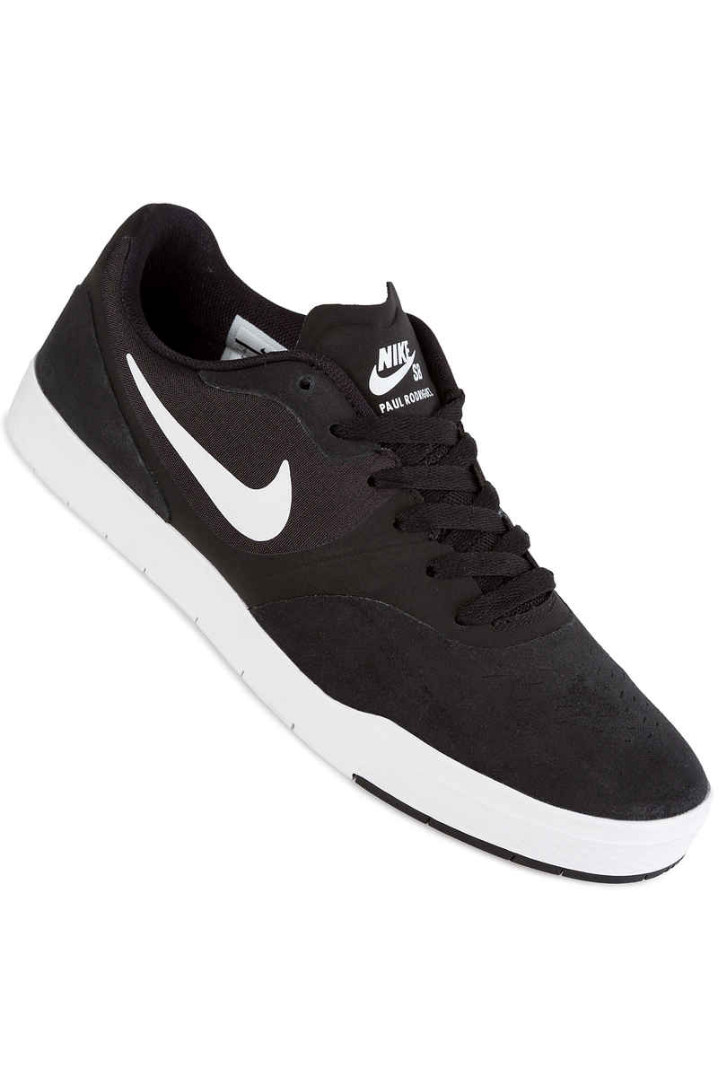 Nike SB Paul Rodriguez 9 CS Shoes (black white)