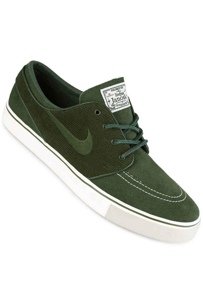 Nike SB Zoom Stefan Janoski OG Shoes (dark army sail)