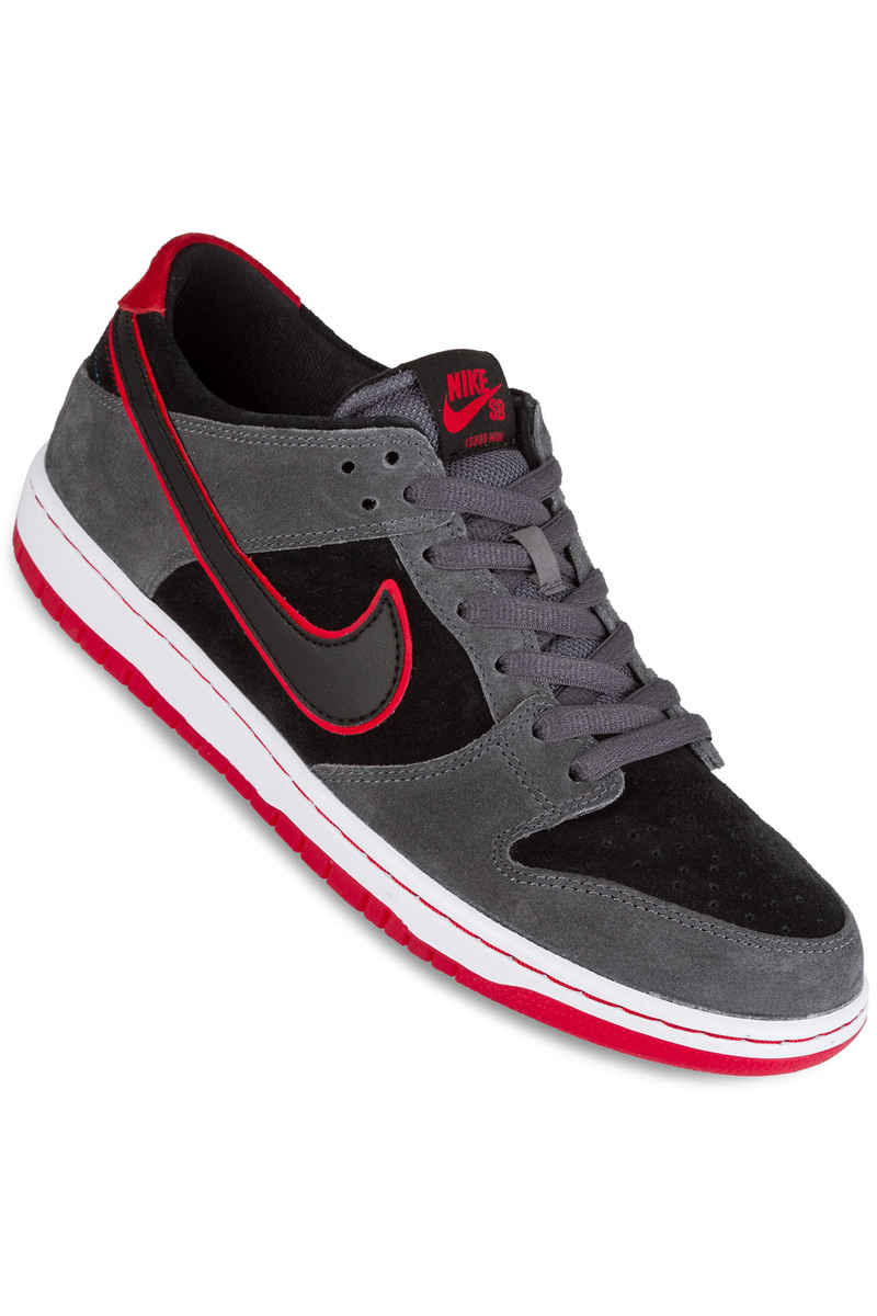Nike SB Dunk Low Pro Ishod Wair Shoes (dark grey black)
