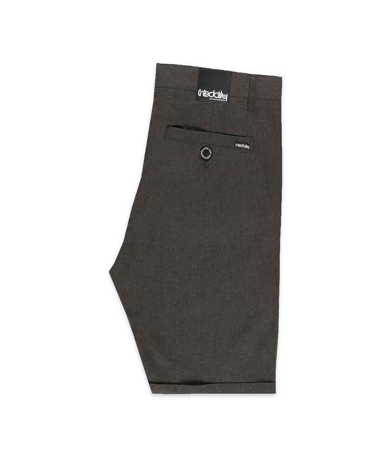 Iriedaily Golfer Chambray Shorts (dark olive)