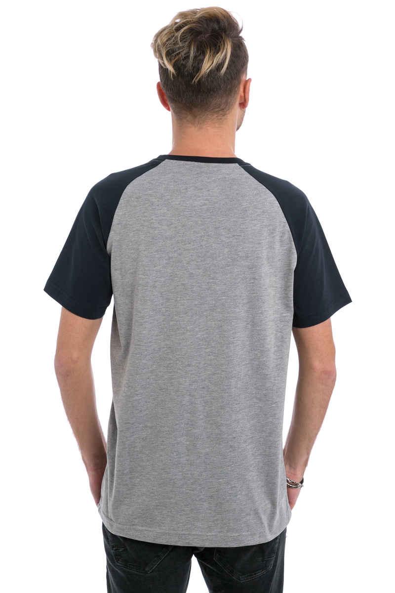 Iriedaily Rugged Flag T-Shirt (grey melange)