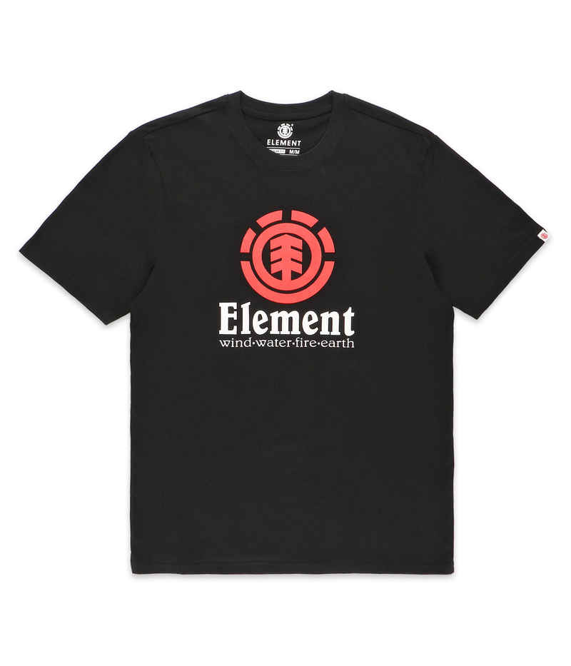 Element Vertical T-Shirt (flint black 2)