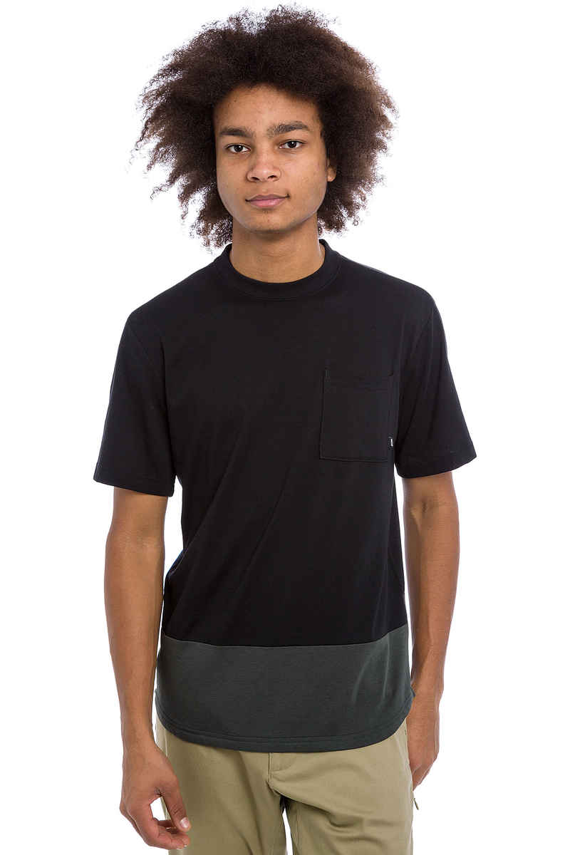 Nike SB Dry T-Shirt (black anthracite)